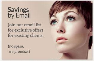 Salon Email Newsletter