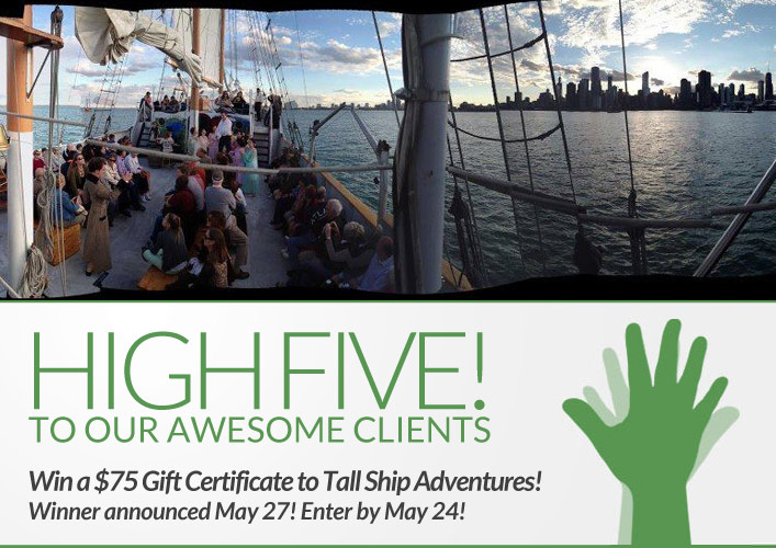 Tall Ships Adventures giveaway