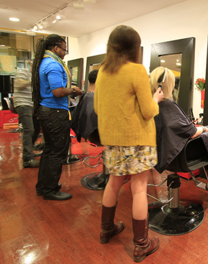 Chicago Salon Stylists