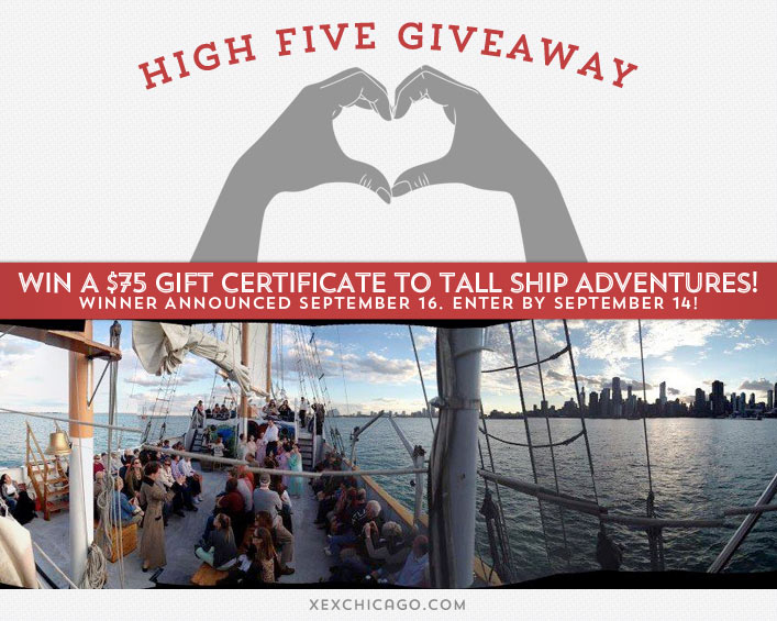Tall Ship Windy Promotion