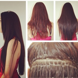 Chicago micro bead hair extensions salon micro bead hair extensions pmusecretfo Image collections