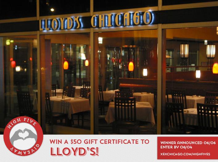 Lloyds Chicago