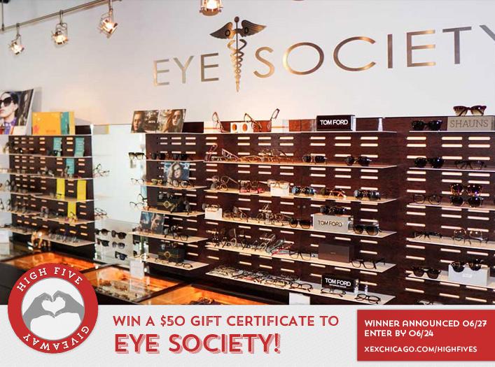 Eye Society Website
