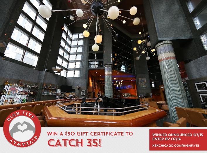 Catch 35 Website