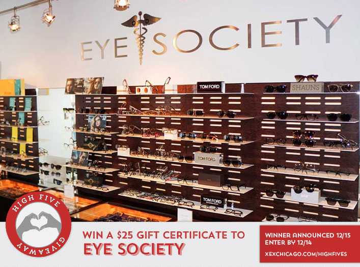 Eye Society Web Site